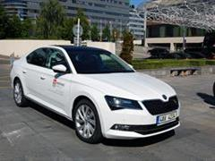 Nová Škoda Superb ve Fincentrum Reality